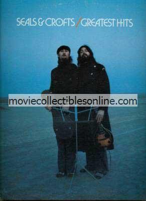 Seals & Crofts Greatest Hits Album