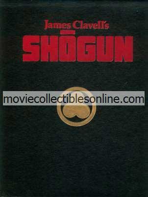 Shogun VHS