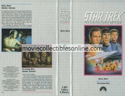 Star Trek Beta - Mirror Mirror, Omega Glory