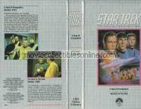 Star Trek Beta - Taste of Armageddon, Devil in the Dark