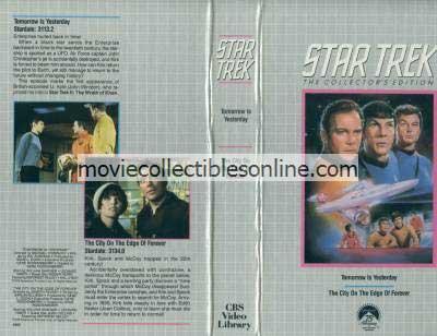 Star Trek Beta - Tomorrow Is Yesterday, City on the Edge of Forever