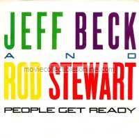 Rod Stewart & Jeff Beck - People Get Ready, Back on the Street