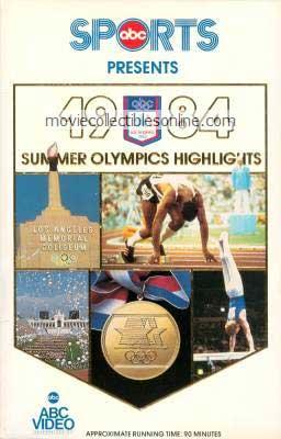 1984 Summer Olympics Highlights Beta